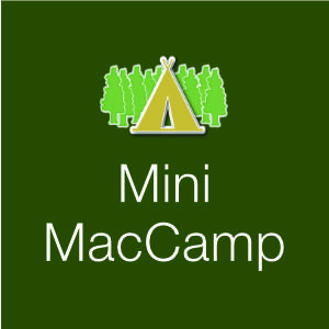 Mini MacCamp Small Banner